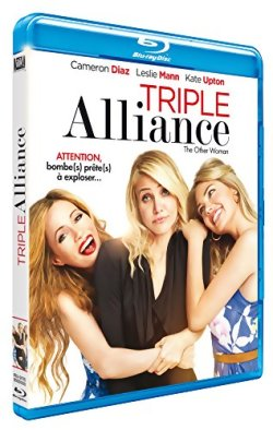Triple Alliance - Blu Ray