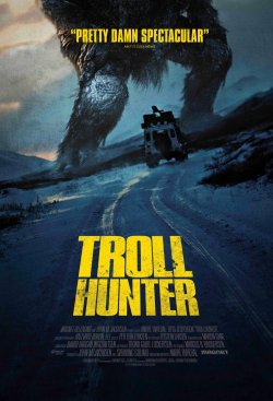 Trollhunter DVD