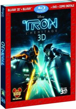 Tron L'Héritage 3D