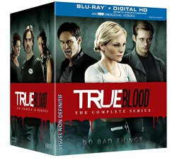 True Blood Saison 1 à 7 - Blu Ray