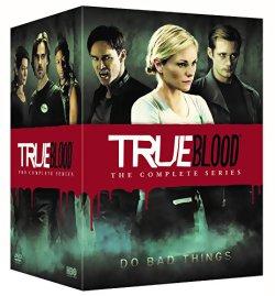 True Blood Saison 1 à 7 - DVD