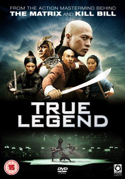 Tout sur les DVD et Blu-ray de True Legend, un film de Yuen Woo-ping