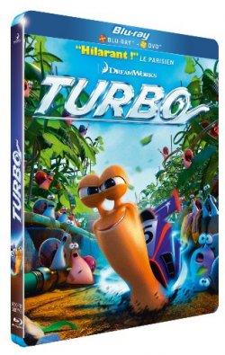 Turbo - Blu Ray