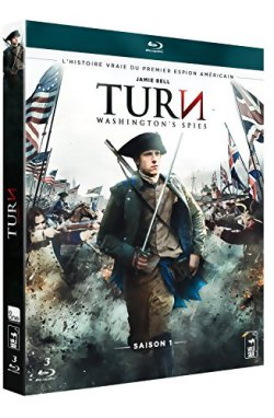 TURN Saison 1 - Blu Ray