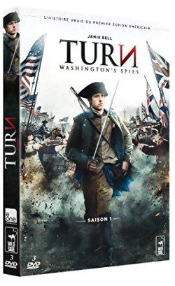 TURN Saison 1 - DVD