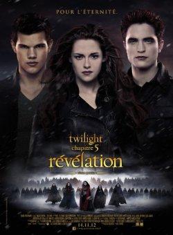 Twilight Révélation Parties 1 et 2 - DVD