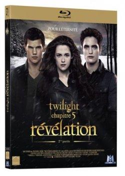 Twilight Chapitre 5 : Révélation Partie 2 - Blu Ray