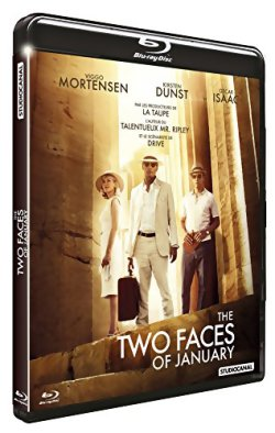 Two Faces of January - Blu Ray