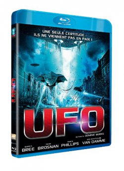 UFO - Blu Ray