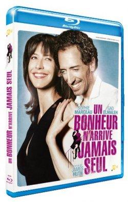 Un bonheur n'arrive jamais seul - Blu Ray