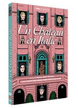 Un Château en Italie - DVD