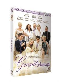 Un grand mariage - DVD