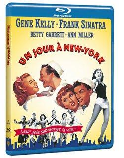Un Jour à New York - Blu Ray