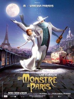 Un Monstre à Paris DVD