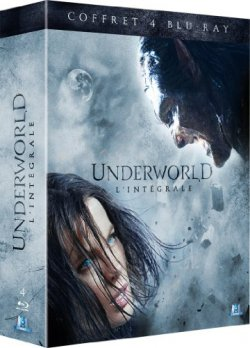 Underworld - L'intégrale Blu Ray
