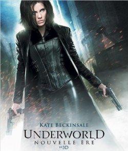 Underworld: nouvelle ère DVD