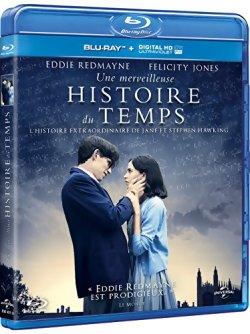 Une Merveilleuse histoire du temps - Blu Ray