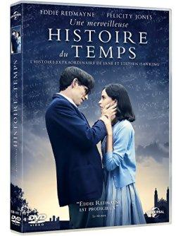 Une Merveilleuse histoire du temps - DVD