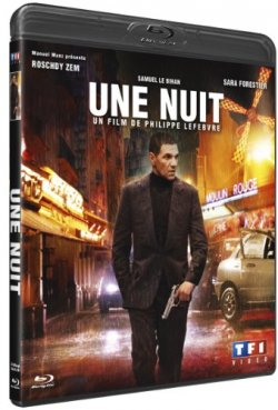 Une nuit Blu Ray