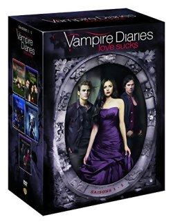 Vampire Diaries - Saisons 1 à 5 - DVD