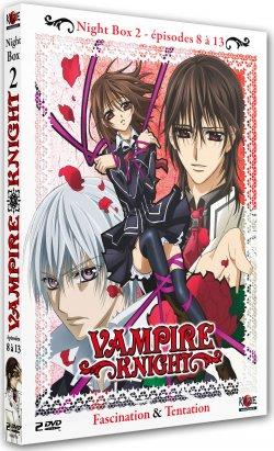 Vampire Knight - Box 2