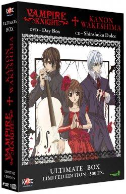 Vampire Knight - Ultimate Box 1