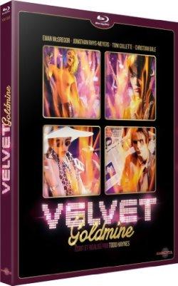 Velvet Goldmine - Blu Ray