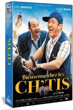 VHS - Bienvenue chez les Ch'tis