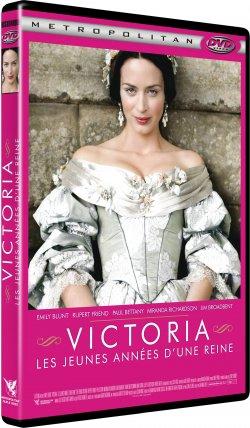 Victoria, les jeunes années d'une reine