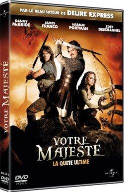Votre majesté DVD