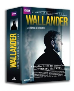 WALLANDER Saison 1 à 3 [Coffret DVD]