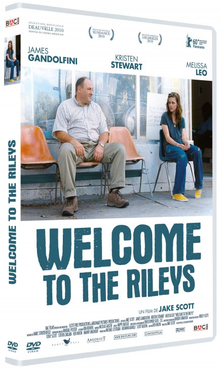 Test DVD Test DVD Welcome to the Rileys