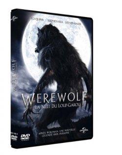 Werewolf : La Nuit du Loup Garou (DVD)
