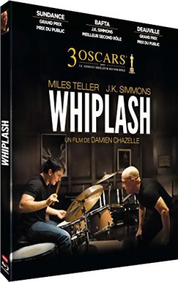 Whiplash - Blu Ray