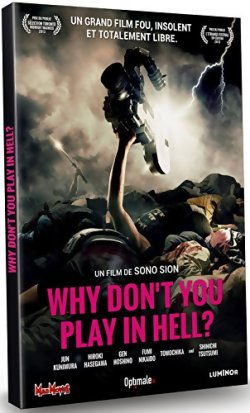 Why don't you play in hell ? - DVD
