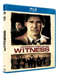 Witness - Blu Ray