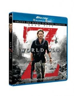 World War Z - Blu Ray