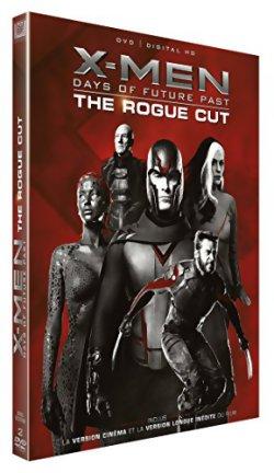 X-Men : Days of Future Past [Rogue Cut] - Blu Ray version longue