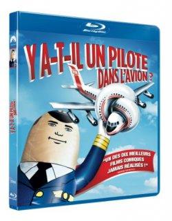 Y a-t-il un pilote dans l'avion ? - Blu Ray