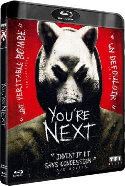 You're Next - Blu Ray