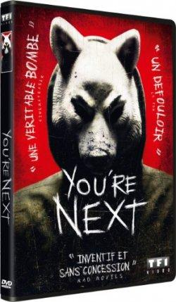 You're Next - DVD