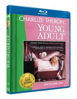 Young Adult Blu Ray