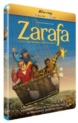 Zarafa - Combo Blu-ray + DVD Blu Ray