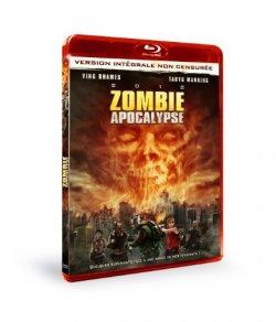 Zombie Apocalypse - Blu Ray