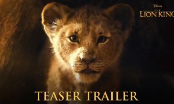 The Lion King : la bande-annonce du film Disney Le Roi Lion