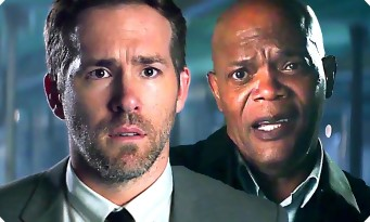 Ryan Reynolds et Sam Jackson sont On Fire dans HITMAN & BODYGUARD !