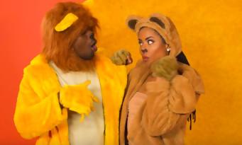 Le Roi Lion a droit à sa parodie porno : The Loin King présenté par Porn Hub