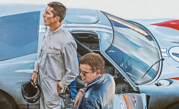 La bande-annonce du film — Ford v Ferrari