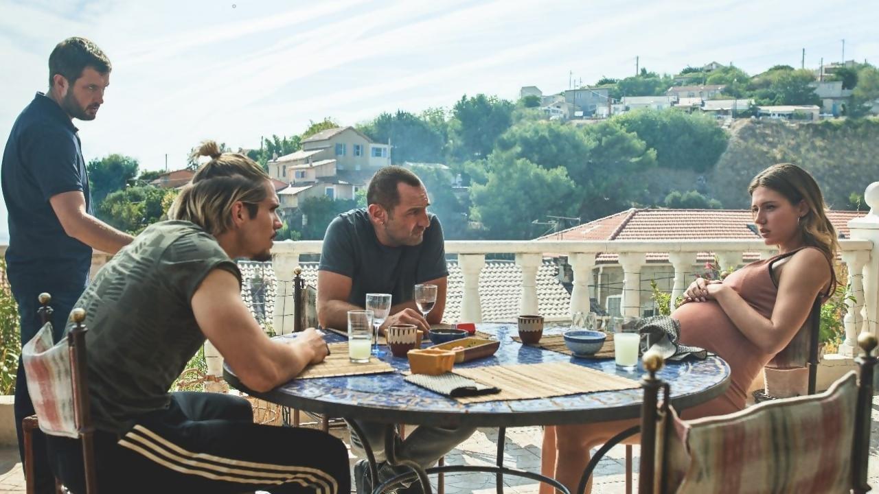 Adèle Exarchopoulos a l'affiche du nouveau film de Cédric Jimenez — BAC Nord