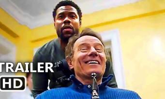 THE UPSIDE : le remake US d'Intouchables avec Bryan Cranston et Kevin Hart